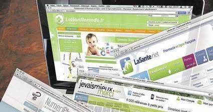 Médicaments : pourquoi la vente sur Internet ne décolle pas - Les Échos | Referencement naturel google | Freelance web | Scoop.it