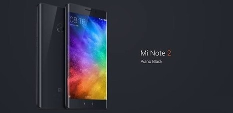 Xiaomi Mi Note 2 degno sostituto del Galaxy Note 7 | guideitech | Scoop.it