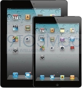 iPad Mini Release Date Set for October | Nos vies aujourd'hui - Our lives today | Scoop.it