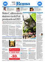 COMUNE, DOMANI PRIMO TREKKING URBANO TRA I LUOGHI DI CULTO | Roma la Repubblica.it | La Joëlette in Italia - Rassegna stampa | Scoop.it