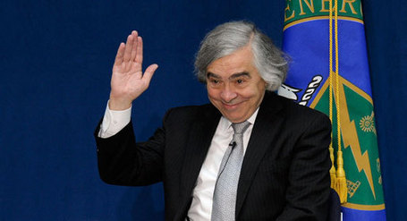 Ernest Moniz keeps cool as House GOP disputes climate change - Andrew Restuccia | Sustain Our Earth | Scoop.it