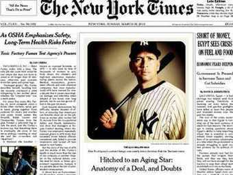 Traditional Photographers Should Be Horrified By The Cover Of Today's New York Times | Photography and society | Scoop.it
