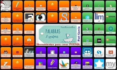 Symbaloo de herramientas TIC para crear y publicar CUENTOS | PaLaBraS AzuLeS | Creativa Escolar | Scoop.it