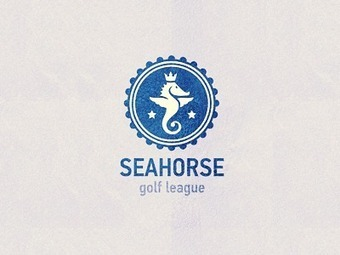 Logo Design: Seahorses | Abduzeedo | Graphic Design Inspiration and Photoshop Tutorials | timms brand design | Scoop.it