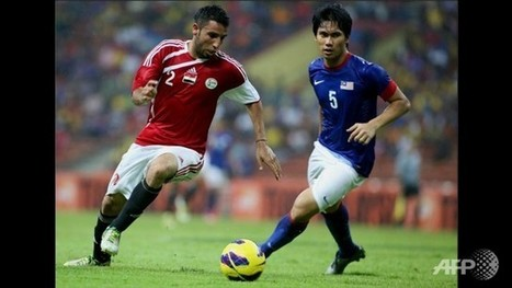 Football: Malaysia bids to host 2019 Asian Cup - Channel News Asia | Malaysian Youth Scene | Scoop.it