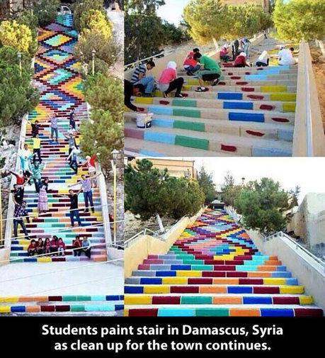 Urban art improvement… - ThumbPress | Street art news | Scoop.it