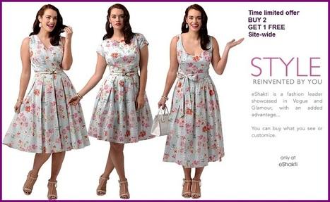 Custom Clothing By eShakti - Is It Really Worth A Try? | Women's fashion online | Scoop.it