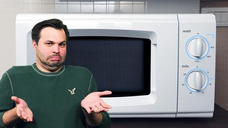 How Do Microwaves Work? | Ms. Verret - Student Info | Scoop.it