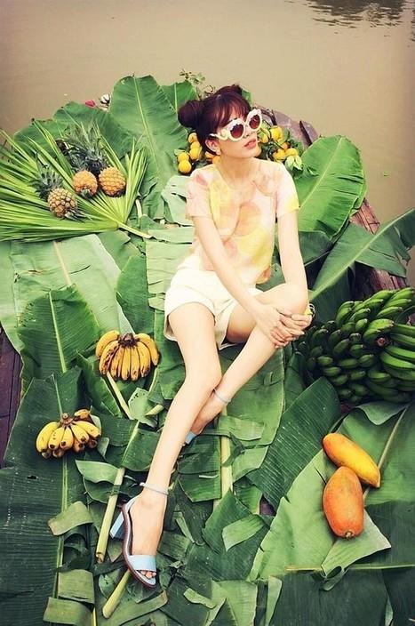 Trào lưu để tóc Na Tra tránh nóng của hot girl Việt - Mạng xã hội | SEO, BUSINESS, TAG | Scoop.it