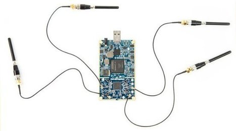 "Snappy"" Software-Defined Radio: LimeSDR- Postscapes 