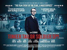"Tinker Tailor Soldier Spy is Lovefilm's must see film of the week. | ""The Love Film Files"" 