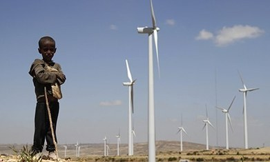 Africa's biggest windfarm :120 MW | Oven Fresh | Scoop.it