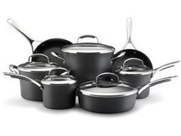 Get the BEST Price for KitchenAid Gourmet Hard Anodized Nonstick 12-Piece Cookware Set | A Kinder Kitchen | Scoop.it
