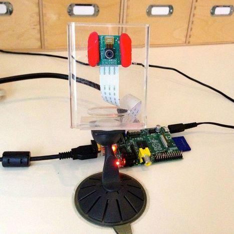 Create a Raspberry Pi camera case | Raspberry Pi | Scoop.it
