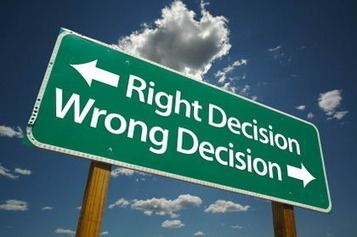 How to Make Difficult Decisions Easier | StrengthsBuilders Leadership Coaching and Training | Team Success : Global Leadership Coaching Tips and Free Content | Scoop.it