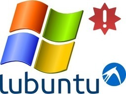 Comment se débarrasser de Windows XP grâce à Lubuntu 14.04 | Time to Learn | Scoop.it