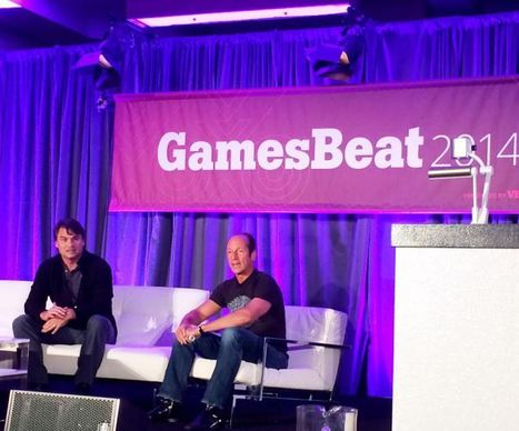 Storytelling in Games: An Interview With Telltale Games CEO at GamesBeat 2014 | IDG Ventures USA | Scoop.it
