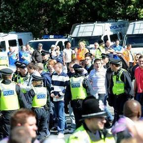 Police lose football bill appeal - Belfast Telegraph | Police and Crime Commissioners | Scoop.it
