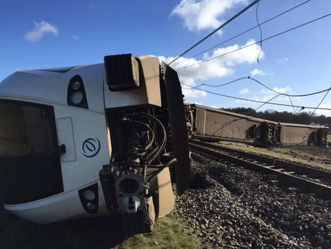 Fatal crash in the Netherlands | Railway's derailments and accidents | Scoop.it