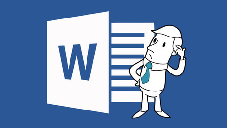 Beyond the Basics: Six Tips for Better Formatting in Microsoft Word | Tools for Learners | Scoop.it