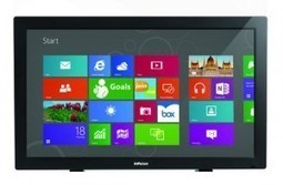 InFocus Launches 55-Inch Windows 8 All-in-One Touch PC | The Meeddya Group | Scoop.it
