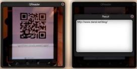 QReader - Lector de códigos QR para PC   Códigos QR por Meli Sanchez   Scoop.it