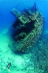 Underwater Wreck Photography Tips [Images] | Indigo Scuba | Scoop.it
