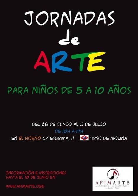 JORNADAS DE ARTE PARA NIÑOS - ASOCIACIÓN AFIMARTE | arte y cultra | Scoop.it