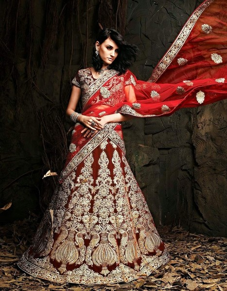 Get 20% Off Offer Avialble On all Bridal Lehenga and Bridal Sarees USE COUPON CODE: XMAS20 | Anarkali Suit | Scoop.it