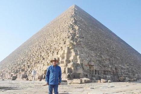 Secrets-of-the--Great-Pyramid - Al-Ahram Weekly | Egiptología | Scoop.it