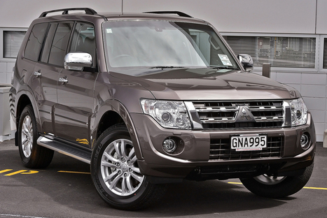 Mitsubishi Pajero Exceed- why it's your new favourite car - Mitsubishi Pajero | Mitsubishi Pajero | Scoop.it