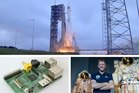 Cambridge's Raspberry Pi computer blasts off to International Space Station - launch video | Raspberry Pi | Scoop.it