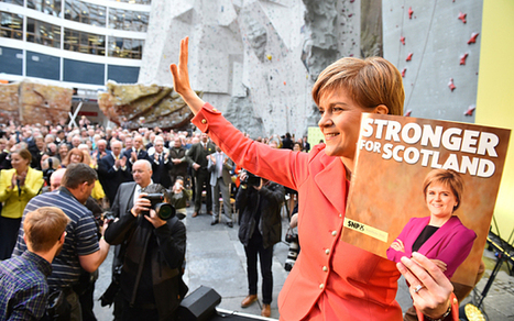 The SNP is dominating this campaign. Is it going to start affecting party strategy? | My Scotland | Scoop.it