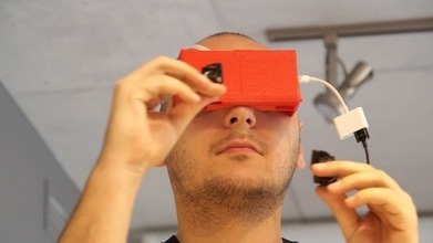 Video: Researchers using virtual reality therapy to teach self-compassion | cool stuff from research | Scoop.it