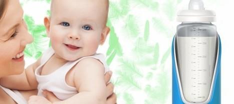 Baby Gigl : le biberon connecté | e-santé,m-santé, santé 2.0, 3.0 | Scoop.it