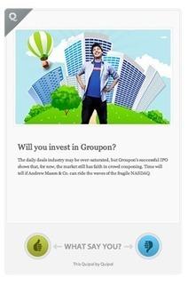 Quipol : Créer des sondages interactifs | Le Top des Applications Web et Logiciels Gratuits | Scoop.it