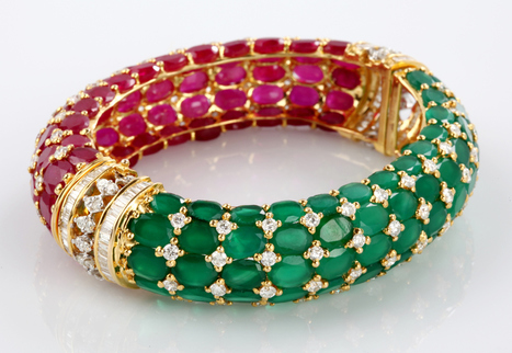Jewels by Annu Chadha unveils Colours of Freedom | The Humming Notes | Scoop.it