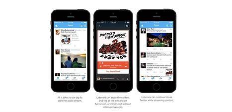 Twitter lance ses Audio Cards, mais de manière assez sélective | Social Media Addicted | Scoop.it