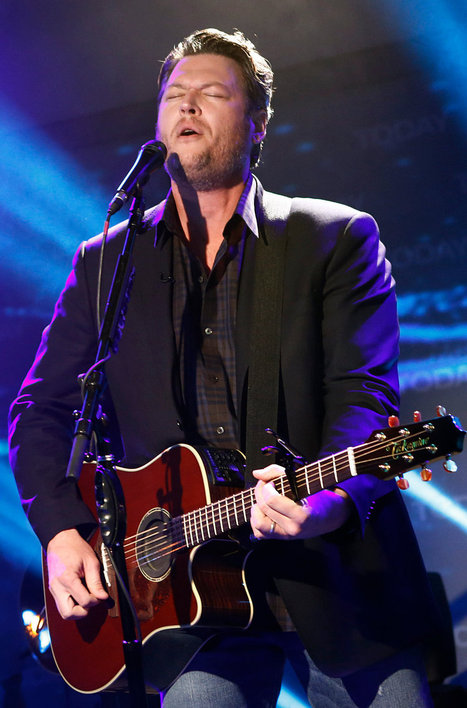 Blake Shelton Gets Naughty on 'Based on a True Story' | Country Music Today | Scoop.it