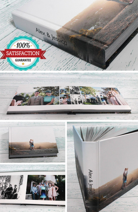 Something Lovely For Valentine's Day - Albums Remembered | Wedding albums | Scoop.it