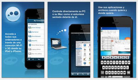 LogMein, para acceder desde iPhone o iPad a tus ordenadores | Batiburrillo.net | Scoop.it