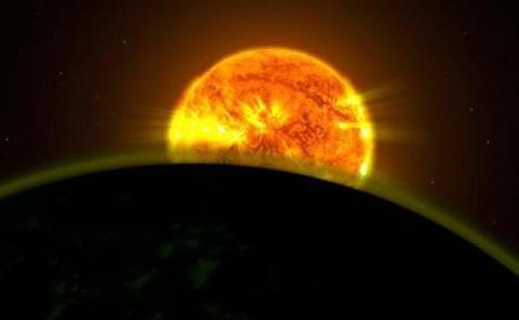 Des traces d'eau découvertes dans l'atmosphère de cinq exoplanètes | Science en tête | Scoop.it