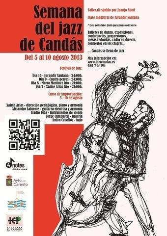 Semana del jazz de Candás (Asturias)   Actualidad del Jazz en Asturias   Scoop.it
