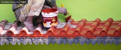 Lead-Based Decorative Paints: Where Are They Still Sold—and Why?   Occupational health, safety, and ergonomics   Scoop.it