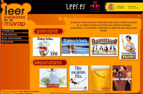 Leer Publicidad en el MUVAP | Bibliotecas Escolares do S. XXI | Scoop.it