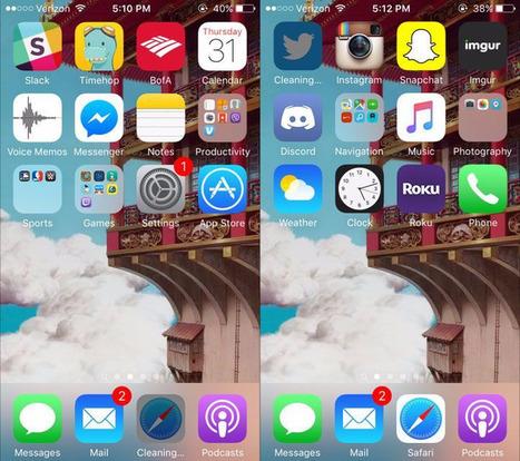 Comment faire croire à votre iPhone qu'il détient plus d'espace de stockage   Tutoriels   Scoop.it