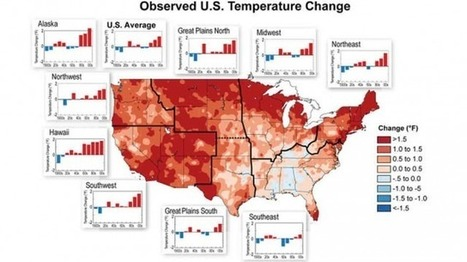 Obama Taps TV Meteorologists to Roll Out New Climate Report | Sustain Our Earth | Scoop.it