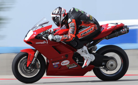 Travis Ohge To Ride HSBK Racing Entry On Ducati 848 in AMA Pro SuperSport Event at NOLA Motorsport Park | amaproracing.com | Ductalk | Scoop.it