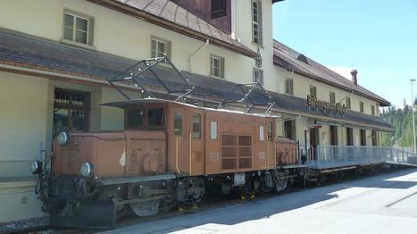 Bahnmuseum Albula, Bergün: Geschichte und Geschichten rund um die Rhätische Bahn | Rhätische Bahn Today | Scoop.it
