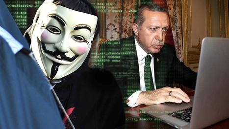 Les données personnelles d'Erdogan et de millions de Turcs déchirent la Toile - LE POUVOIR MONDIAL   Protection des données à caractère personnel   Scoop.it